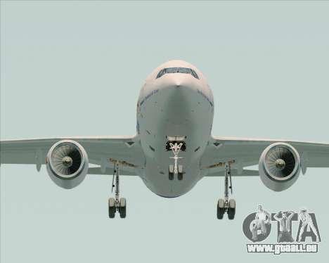 Airbus A310-300 Federal Express für GTA San Andreas Innenansicht