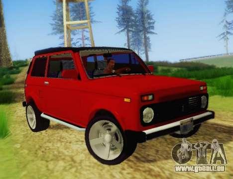 LADA-212180 Fora für GTA San Andreas