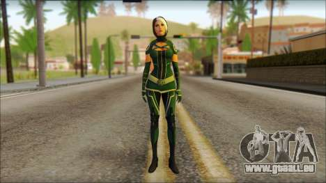 Rogue Deadpool The Game Cable pour GTA San Andreas