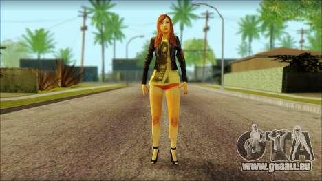 Sahra für GTA San Andreas