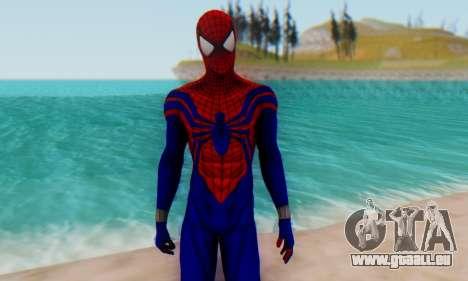 Skin The Amazing Spider Man 2 - Ben Reily für GTA San Andreas