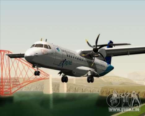 ATR 72-500 Garuda Indonesia Explore für GTA San Andreas