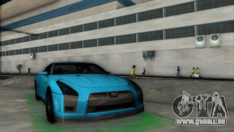 Nissan GT-R Prototype für GTA Vice City