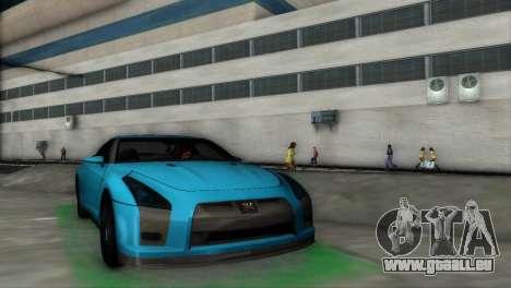 Nissan GT-R Prototype pour GTA Vice City