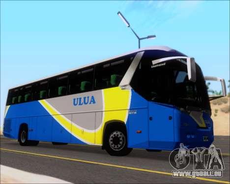 Comil Campione Ulua Scania K420 für GTA San Andreas Innen