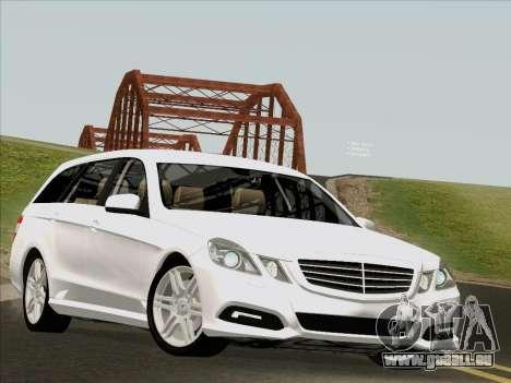 Mercedes-Benz E250 Estate pour GTA San Andreas laissé vue
