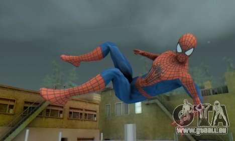 The Amazing Spider Man 2 Oficial Skin für GTA San Andreas