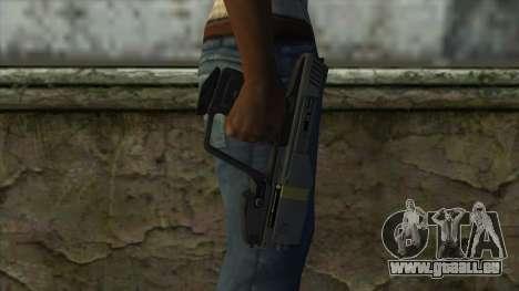 Halo Reach M6G Magnum für GTA San Andreas dritten Screenshot