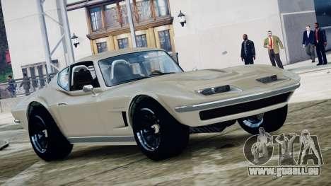 GTA 5 Coquette Classic für GTA 4