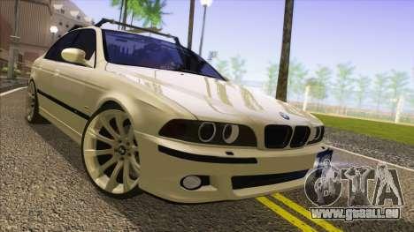BMW M5 E39 2003 Stance für GTA San Andreas