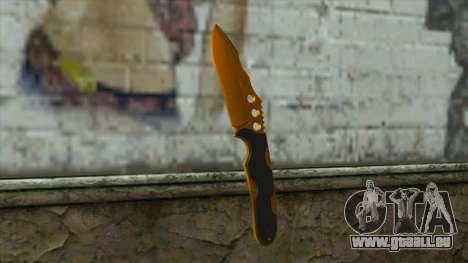 Nitro Knife für GTA San Andreas