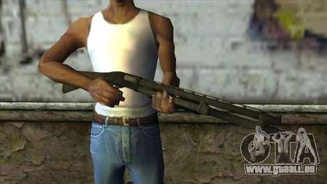 Reinfeld 880 from Pay Day 2 v1 für GTA San Andreas dritten Screenshot