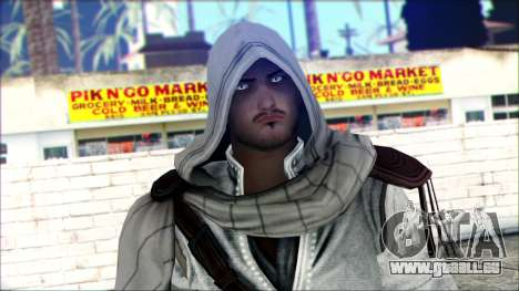 Sentinel from Assassins Creed pour GTA San Andreas troisième écran