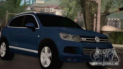 Volkswagen Touareg 2012 für GTA San Andreas