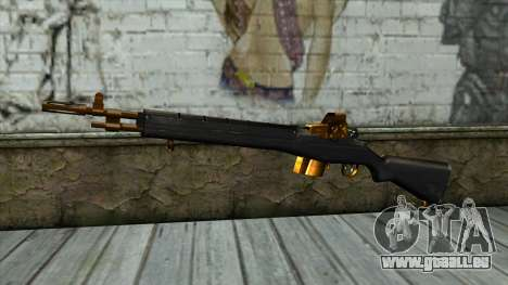 Nitro Rifle für GTA San Andreas