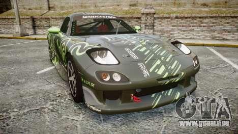 Mazda RX-7 Razer pour GTA 4