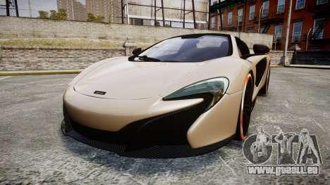 McLaren 650S Spider 2014 [EPM] Bridgestone v1 für GTA 4