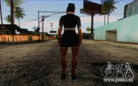 Candy from Batman Arkham Origins für GTA San Andreas zweiten Screenshot