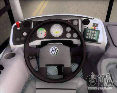 Marcopolo Torino 2007 - Volksbus 17-230 EOD pour GTA San Andreas vue intérieure