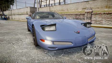 Chevrolet Corvette Z06 (C5) 2002 v2.0 pour GTA 4