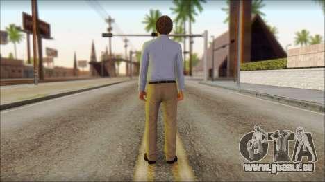 Fried Lander pour GTA San Andreas deuxième écran