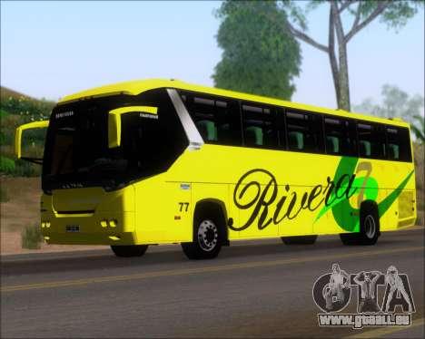 Comil Campione 3.45 Scania K420 Rivera für GTA San Andreas