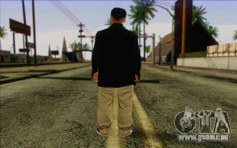 N.W.A Skin 5 pour GTA San Andreas deuxième écran