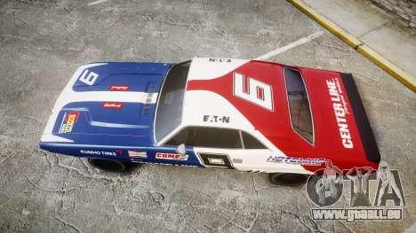 Dodge Challenger 1971 v2.2 PJ10 pour GTA 4 est un droit
