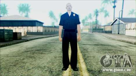 Sfpd1 from Beta Version für GTA San Andreas