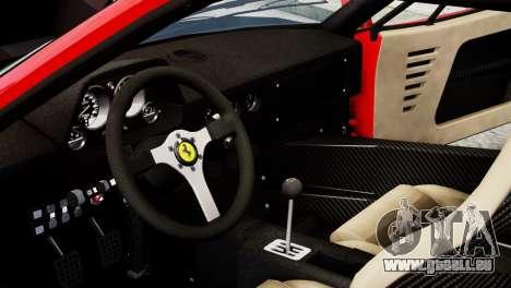 Ferrari F40 1987 pour GTA 4 est un côté