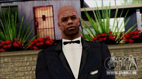 Bmyboun from Beta Version pour GTA San Andreas troisième écran