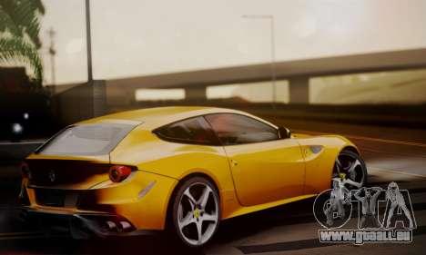 Ferrari FF 2012 für GTA San Andreas linke Ansicht