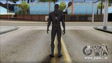Black Trilogy Spider Man pour GTA San Andreas deuxième écran