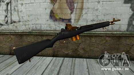 Nitro Rifle pour GTA San Andreas deuxième écran