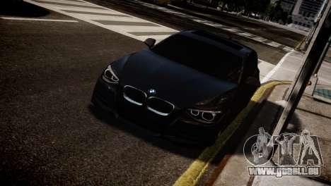 BMW 135i für GTA 4 hinten links Ansicht