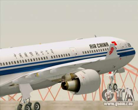 Airbus A330-300 Air China pour GTA San Andreas