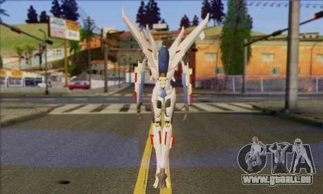 Starscrim from Transformers Prime pour GTA San Andreas deuxième écran