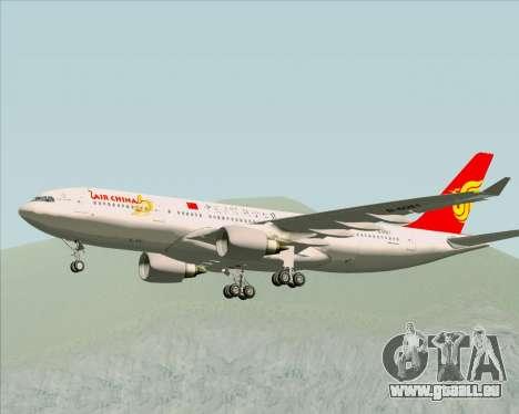 Airbus A330-200 Air China für GTA San Andreas