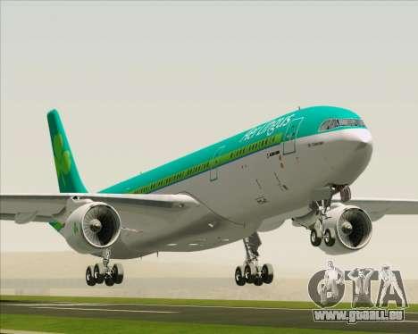Airbus A330-300 Aer Lingus für GTA San Andreas