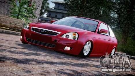 Lada Priora Coupe pour GTA 4