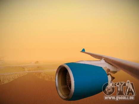 Airbus A330-200 Vietnam Airlines pour GTA San Andreas roue
