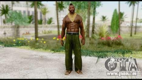 MR T Skin v1 für GTA San Andreas