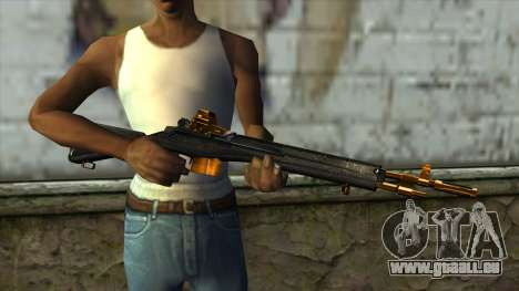 Nitro Rifle pour GTA San Andreas troisième écran