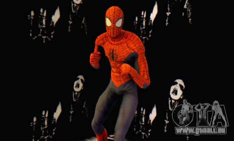 Skin The Amazing Spider Man 2 - Suit Edge Of Tim pour GTA San Andreas