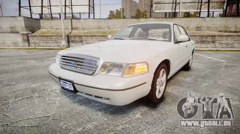 Ford Crown Victoria LX Sport pour GTA 4