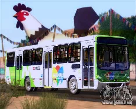 Marcopolo Torino 2007 - Volksbus 17-230 EOD pour GTA San Andreas laissé vue