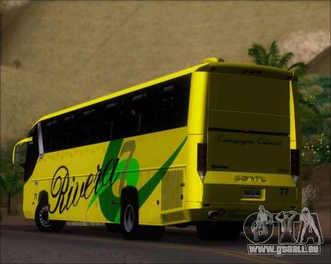 Comil Campione 3.45 Scania K420 Rivera für GTA San Andreas Unteransicht