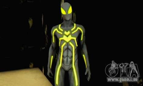 Skin The Amazing Spider Man 2 - Big Time für GTA San Andreas zweiten Screenshot