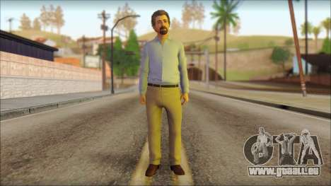 Fried Lander pour GTA San Andreas