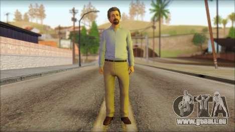Fried Lander für GTA San Andreas